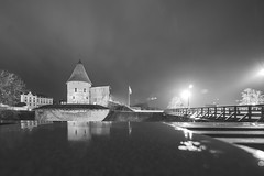 City in black and white | Kaunas #72/365