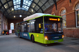 Arriva North East: 4814 / WX13GHN