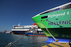 036A0470 (zet11) Tags: greece piraeus port ships water moorings