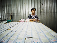 Bangkok Chinatown-3231408 (Neil.Simmons) Tags: bangkok chinatown thailand southeast asia candid street streetphotography laowa 75mm f2 ultra wide angle ultrawideangle lotto lottery vendor