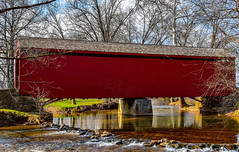 2019-04-06 Loys Station Covered Bridge-8863 (By The Bay Photos) Tags: frederickcounty maryland mdloysstation loysstationcoveredbridge coveredbridge covered bridge