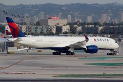 Delta (So Cal Metro) Tags: airline airliner airplane a350 airbus n513dz aircraft aviation airport plane jet lax losangeles la delta deltaairlines dal