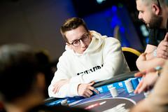 Gabriele Re (World Poker Tour) Tags: 888poker world poker tour wptds malta deepstacks final table