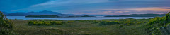 After the sunset at Macquarie Harbour, Strahan, Tasmania (Peter.Stokes) Tags: australia australian colour history landscape nature outdoors photo photography river tasmania trees vacations water native summer sky landscapes panorama southwesttasmania