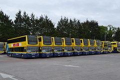 Dublin Bus VT6 05-D-70006 - VT28 07-D-70028 - VT5 05-D-70005 - VT34 07-D-70034 - VT7 05-D-70007 - VT11 05-D-70011 - VT6 05-D-70006 - VT10 05-D-70010 (Will Swain) Tags: dublin donnybrook depot 16th june 2018 bus buses transport travel uk britain vehicle vehicles county country ireland irish city centre south southern capital enviro 500 vt6 05d70006 vt28 07d70028 vt5 05d70005 vt34 07d70034 vt7 05d70007 vt11 05d70011 vt10 05d70010 vt 10 6 7 11 34 5 28
