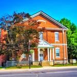 Picton Ontario - Canada - Shire Hall - AKA - Prince Edward  County  - Town Hall thumbnail