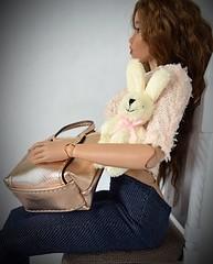 Bunny mood 🐰  • #LeGrandDoll #LeGrandDollTanya #bunny #stuffedanimal #tynitoys #realisticdoll #fashionbjd #dollsofcolor #balljointeddoll #bjd #instadoll #artistdoll #fashiondoll #dollclothes #bjdprops #dolloutfit #dollcollector #bjdcollector (aidalegrand) Tags: legranddoll legranddolltanya bunny stuffedanimal tynitoys realisticdoll fashionbjd dollsofcolor balljointeddoll bjd instadoll artistdoll fashiondoll dollclothes bjdprops dolloutfit dollcollector bjdcollector