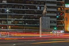 Cid Campeador (Wal Wsg) Tags: cidcampeador monumentocidcampeador monumento monument noche night lanoche thenight luces lights argentina buenosaires caba capitalfederal ciudaddebuenosaires caballito street streets calles phwalwsg photography photo foto fotografia canonesorebelt6i canon canont6i ciudad city