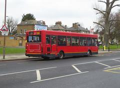 GAL LDP206 - SN51UAV - OSR - ELTHAM ROAD - SAT 16TH FEB 2019 (Bexleybus) Tags: goahead go ahead london eltham road se9 south east tfl route b16 adl dennis dart ldp206 sn51uav
