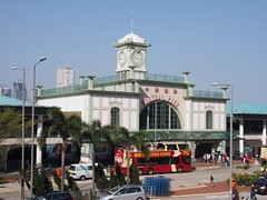 Central Ferry Pier (procrast8) Tags: hong kong china central harbourfront ferry pier clock tower