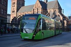 2014' Van Hool Exqui.city 24 Hybrid (Kim-B10M) Tags: skanetrafiken skånetrafiken malmö nobina 3004