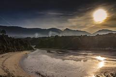 Oniric (ponzoñosa) Tags: playa beach oniric póo asturias asturies principado españa calor sun sol mar sea cantábrico