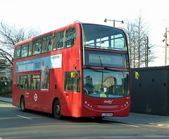 abellio london 9417 LJ45 VTW (mj.barbour) Tags: alexander dennis enviro 400 tram replacement bus abellio london 9417 lj45 vtw
