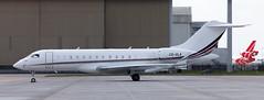 Global   CS-GLA   AMS   20130509 (Wally.H) Tags: bombardier global express bd700 netjetseurope csgla 6000 ams eham amsterdam schiphol airport