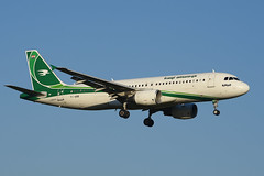 YI-ARB Airbus A320-214 EGCC 17-06-17 (MarkP51) Tags: yiarb airbus a320214 a320 iraqiairways ia iaw manchester ringway airport man egcc england airliner aircraft airplane plane image markp51 nikon d7200 sunshine sunny planeporn