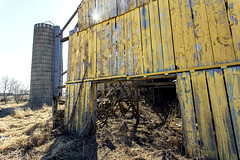 IMG_9945 (joe-stanton) Tags: barn farm rural rustic old wisconsin canon canon6d
