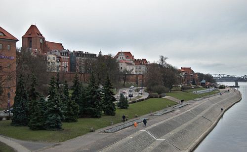 Walled city of Toruń