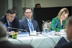 A23A7452 (More pictures and videos: connect@epp.eu) Tags: epp european peoples party summit brussels april 2019 jyrki katainen kok finland