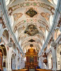 Luzern/Schweiz 21. März 2019 (karlheinz klingbeil) Tags: suisse eglise schweiz switzerland city church panorama kirche stadt luzern kantonluzern ch