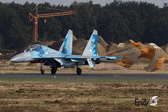71 BLUE Ukrainian Air Force Sukhoi Su-27UB Flanker (EaZyBnA - Thanks for 2.500.000 views) Tags: 71blue ukrainianairforce sukhoisu27ubflanker ukraine airforce sukhoi su27ubflanker ebbl belgium belgien belgiumairforce belgianairforce belgian belgianairforcedays baf bafdays flugzeug warbirds warplanespotting warplane warplanes wareagles autofocus aviation air airbase approach eazy eos70d ef100400mmf4556lisiiusm europe europa 100400mm 100400isiiusm ngc nato military militärflugzeug militärflugplatz mehrzweckkampfflugzeug kampfflugzeug luftwaffe luftstreitkräfte luftfahrt planespotter planespotting plane su27ub flanker sukhoiflanker jet jetnoise fullstop taxiway kleinebrogel airbasekleinebrogel vliegbasiskleinebrogel militärflugplatzkleinebrogel vliegbasis luftüberlegenheitsjäger