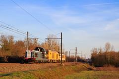 TM-Perrigny-Vénissieux (AziroxY) Tags: trains trainspotting train photo photographie plm bb66400 bb75000 infra bb22200 tm de machine photosncf