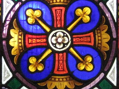 Detail of the Edmund William Johnson Bardin Memorial Stained Glass Window of the Holy Family by Ferguson and Urie; Christ Church, Brunswick - Glenlyon Road, Brunswick (raaen99) Tags: edmundwilliamjohnsonbardinmemorialstainedglasswindow edmundwilliamjohnsonbardin edmundbardin memorialstainedglasswindow memorialstainedglass memorial fergusonandurie fergusonanduriestainedglass fergusonurie fergusonuriestainedglass lily holyfamily jesus mary jesuschrist christ joseph malesaint femalesaint madonnalily flower floral biblical bible victorianstainedglass christchurch christchurchbrunswick christchurchofengland christchurchanglican churchofengland anglicanchurch anglican brunswickchurch brunswick glenlyonroad glenlyonrd church placeofworship religion religiousbuilding religious melbourne melbournearchitecture nineteenthcenturystainedglass 19thcenturystainedglass 1860s 1863 nineteenthcentury victorian victoriana 19thcentury victoria australia italianatearchitecture victorianitalianatearchitecture italianatechurch victorianitalianatechurch italianatebuilding victorianitalianatebuilding italianatestyle victorianitalianatestyle villarustica villarusticastyle villarusticaarchitecture villarusticabuilding villarusticachurch architecturallydesigned albertpurchas architecture building window stainedglass stainedglasswindow