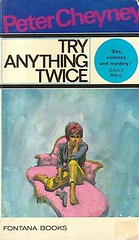 Try Anything Twice (samo_gone) Tags: renato fratini illlustration fontana books peter cheyney