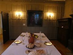 UK - London - Bulls Cross - Forty Hall - Parlour (JulesFoto) Tags: uk england london centrallondonoutdoorgroup clog enfield bullscross fortyhall jacobeanhouse diningroom