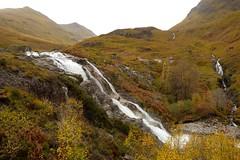 DSC01675 Glencoe, Scotland (Fernando Sa Rapita) Tags: escocia glencoe scotland sony sonydscrx100 sonyrx100 tierrasaltas cascada glen highlands landscape paisaje valle valley waterfall