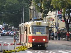 IMG_4516 (-A l e x-) Tags: bratislava slovakei tram strassenbahn tramway slovakia 2006 öpnv reise verkehr öffis