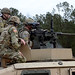 Saber Soldiers provide crew evaluations for active-duty cavalry squadron