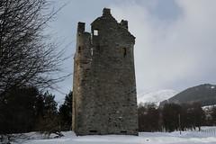Invermark, Glenesk, Angus, Scotland