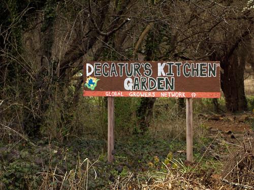Decatur's Kitchen Garden