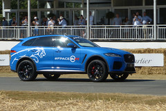 Jaguar F Pace SVR 2018 P1420091mods (Andrew Wright2009) Tags: goodwood festival speed sussex england uk historic heritage vehicle classic cars automobiles jaguar f pace svr 2018