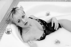 Ania (piotr_szymanek) Tags: ania aniaz woman young skinny portrait studio bath milk milkbath bathtube bathroom transparent lingerie face eyesoncamera flower blackandwhite fromabove 1k 20f 5k 50f 10k 20k 30k