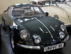 A110 (Schwanzus_Longus) Tags: automuseum melle german germany old classic vintage car vehicle coupe coupé alpine a110