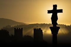 Catoira (Noel F.) Tags: sony a7r a7rii voigtlander 110 apo lanthar torres oeste catoira rio ulla mencer sunrise galiza galicia