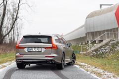 Volvo V60 (maciek.polikowski) Tags: automotive projectautomotive photography car cars carspotting canon carphoto carphotography cartest canon5d canon5d3 carreview 85mm f18 volvo v60 sweden swedish