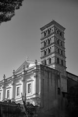 L'Aventino (richard.kralicek.wien) Tags: rome italy europe blackandwhite