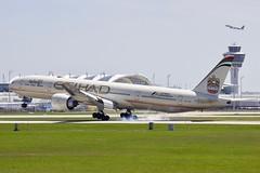 Ethiad Boeing 777-3FX(ER) (Selfmade//MJ.V) Tags: muc ethiad jet airplane aircraft airport boeing munich münchen flugzeug deutschland canon
