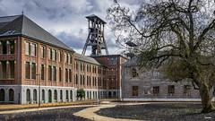be-Mine (Geert E) Tags: beringen bemine flanders belgium mining colliery limburg