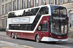 1069 - SJ19OWC (DavidsBuses) Tags: fleetofthefuture lothianbuses lothian sj19 volvob8l alexanderdennisenviro400xlb sj19owc 1069