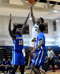 2018-19 - Basketball (Boys) - A & B Semifinals -073 (psal_nycdoe) Tags: publicschoolsathleticleague psal highschool newyorkcity damionreid public schools athleticleague psalbasketball psalboys boysa boysb boysaandbdivision boysaandbbasketballquarerfinals roadtothechampionship roadtoliu marchmadness highschoolboysbasketball playoffs hardwood dribble gamewinner gamewinnigshot theshot emotions jumpshot winning atthebuzzer 201819basketballboysabsemifinals a b division semifinals new york city high school basketball boys 201819 nyc nycdoe department education damion reid brooklyn newyork