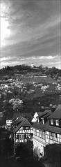 wein, stein & gesang (fluffisch) Tags: fluffisch heppenheim starkenburg bergstrase hasselblad xpan panorama 45mmf40 rangefinder messsucher analog film adox cms20ii