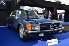 Mercedes 450 SLC 1980 (Monde-Auto Passion Photos) Tags: voiture vehicule auto automobile mercedes 450slc slc coupé bleu blue ancienne classique rare rareté collection sportive vente enchère sothebys france paris vauban