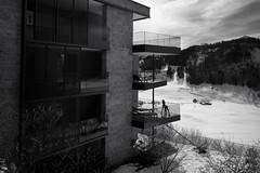 Bürgenstock Residences (Toni_V) Tags: m2400591 rangefinder digitalrangefinder messsucher leica leicam mp typ240 type240 28mm elmaritm12828asph bürgenstock bürgenstockresidences nidwalden waldstätterweg architecture architektur bw monochrome sep2 silverefexpro2 niksoftware blackwhite snow schnee switzerland schweiz suisse svizzera svizra europe ©toniv 2019 190406