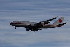 20-1102 Boeing 747-47C JASDF (FokkerAMS) Tags: boeing747 japanairselfdefenceforce jasdf 201102