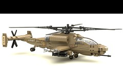 Hawkmoth advanced attack helicopter (Super Kaiser Pharaoh) Tags: egypt egyptian helicopter attack military lego ldd