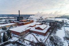 2019 - January - CHS - Snowy Winter Break Sunday-26-HDR.jpg (ISU College of Human Sciences) Tags: building winter forker campus buildings foodsciencebuilding morrill snow lagomarcino ringoflife drone campanile scenic palmer fshn chs mackay beauty