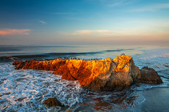 Malibu Beach Sunset Red & Orange Clouds Fine Art El Matador State Beach California Landscape Seascape Photography! Sony A7R III & Sony FE 16-35mm f/2.8 GM G Master Lens! High Res 4k 8K Photography! Elliot McGucken Fine Art Pacific Ocean Sunset! (45SURF Hero's Odyssey Mythology Landscapes & Godde) Tags: malibu beach sunset red orange clouds fine art el matador state california landscape seascape photography sony a7r iii fe 1635mm f28 gm g master lens high res 4k 8k elliot mcgucken pacific ocean